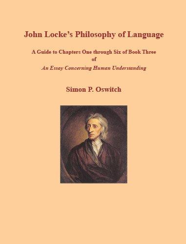 9781934849217: John Locke's Philosophy of Language