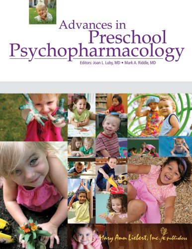 9781934854037: Advances in Preschool Psychopharmacology