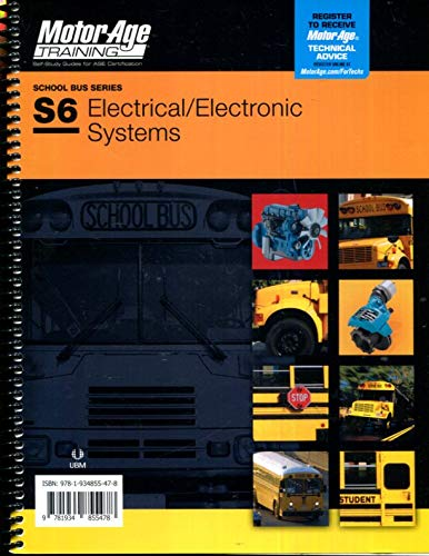 ase test study prep guide abebooks electrical s6 bus
