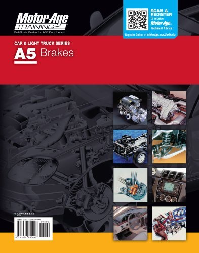 9781934855430: ASE Study Guide & Practice Test Bundle: A Series, L1, P2 Certification (Motor Age) by Motor Age Staff (2013-08-02)