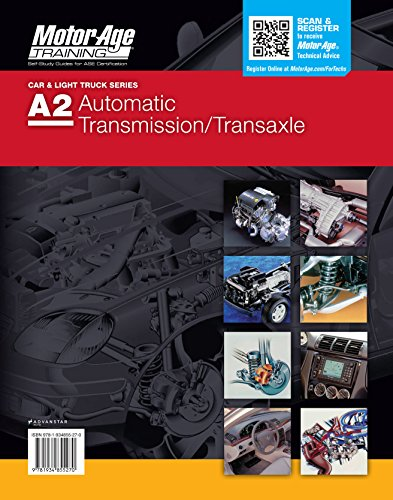 9781934855744: ASE DVD Study Guide A2 Engine Repair Certification by Motor Age Training