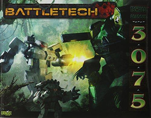 Battletech Technical Readout 3075
