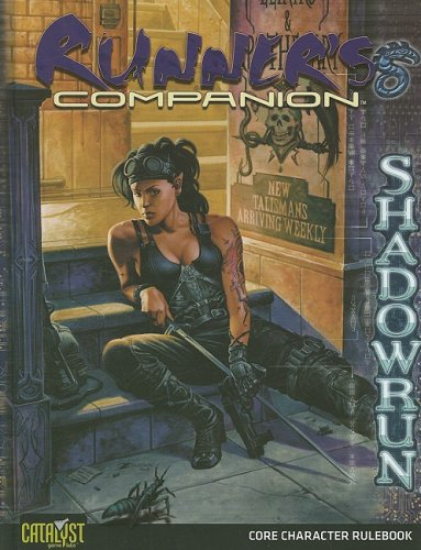 9781934857090: Shadowrun Runners Companion *OP (Shadowrun Core Character Rulebooks)
