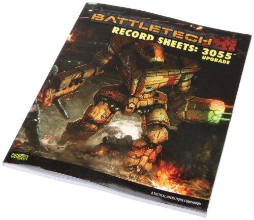 9781934857274: Battletech Record Sheets 3055 Upgrade*OP
