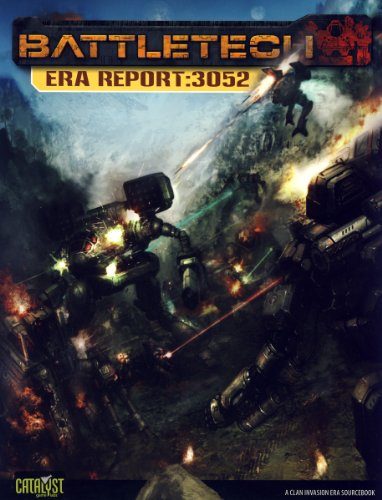 Battletech Era Report 3052: Catalyst Game Labs
