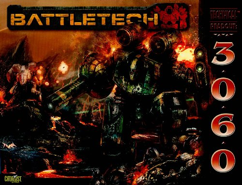 9781934857694: 3060 (Battletech Technical Readout)