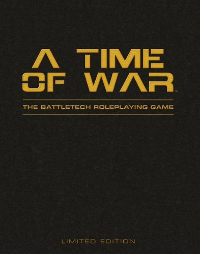 9781934857748: Battletech Time of War Limited Edition