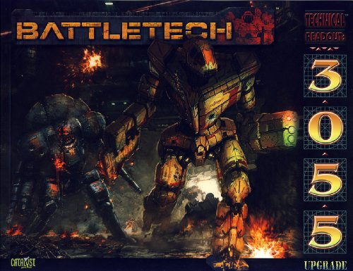 9781934857892: Battletech Technical Readout: 3055 Upgrade (Battletech (Unnumbered))