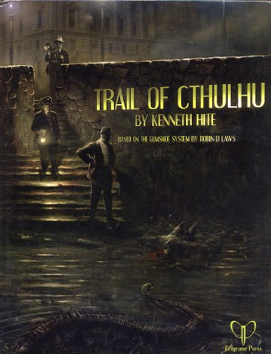 9781934859070: Trail of Cthulhu