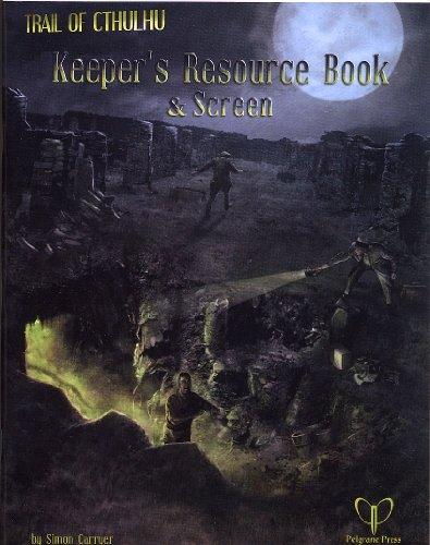 Keeper's Resource Book (No Screen): Carryer, Simon &