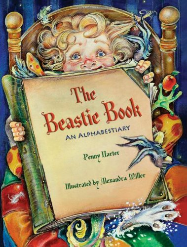 9781934860052: The Beastie Book: An Alphabestiary