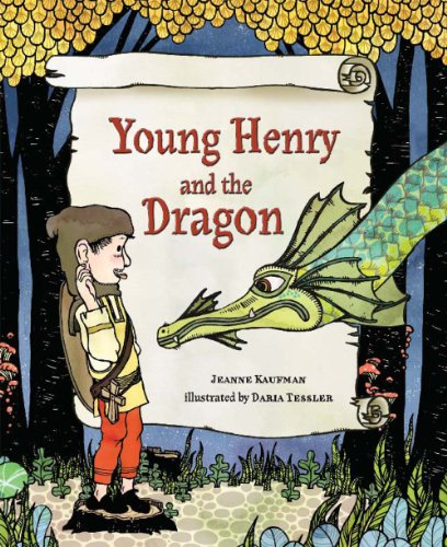 9781934860113: Young Henry and the Dragon