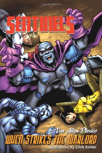 9781934861066: Sentinels: When Strikes the Warlord