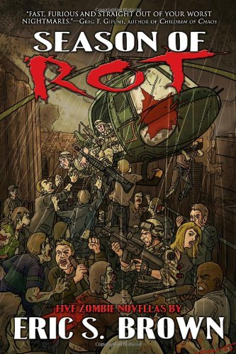 9781934861226: Season of Rot: Five Zombie Novellas