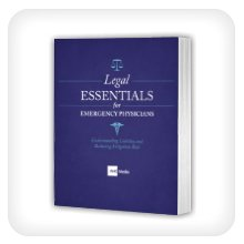 9781934863572: Legal Essentials for Emergency Physicians