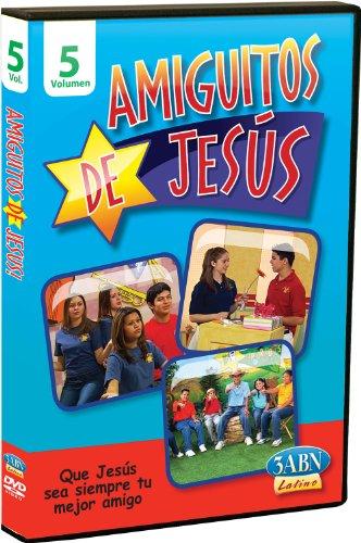 9781934869352: Amiguitos de Jesús - Jesus' Little Friends Vol. 5