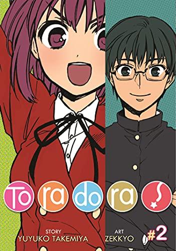 9781934876602: Toradora! 2.