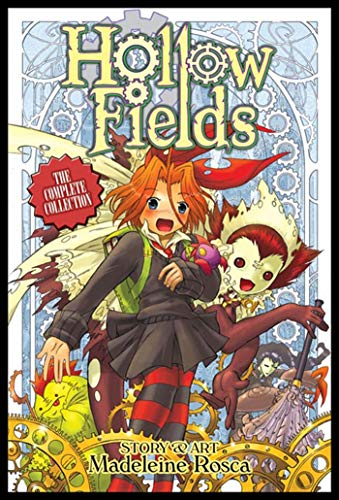 9781934876725: Hollow Fields Omnibus Collection