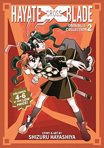 9781934876961: Hayate X Blade Omnibus 2 (Hayate Cross Blade)