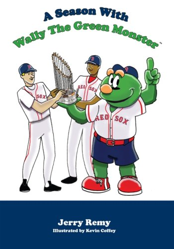 9781934878071: A Season With Wally the Green Monster