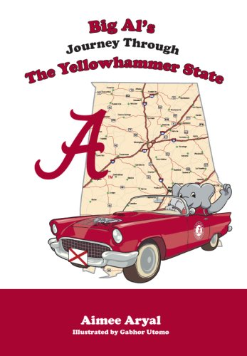 9781934878255: Big Al's Journey Through the Yellowhammer State