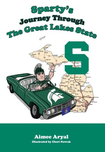 Sparty's Journey Through the Great Lakes State: Aimee Aryal