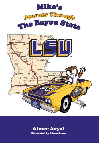 9781934878316: Mike's Journey Through the Bayou State