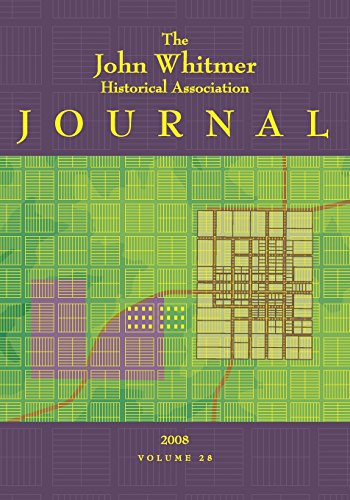 The John Whitmer Historical Association Journal 2008: Spillman, W. B.