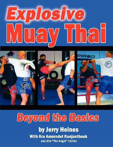 9781934903285: Explosive Muay Thai: Beyond the Basics