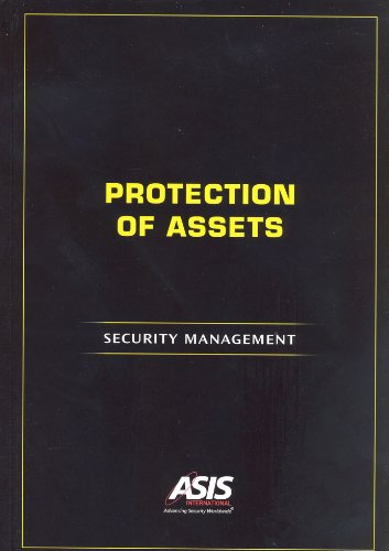 9781934904251: Protection of Assets: Security Management