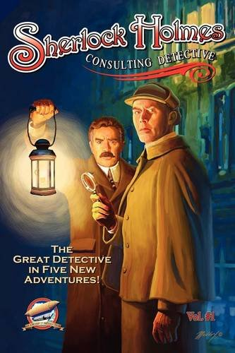 9781934935507: Sherlock Holmes - Consulting Detective Volume 1