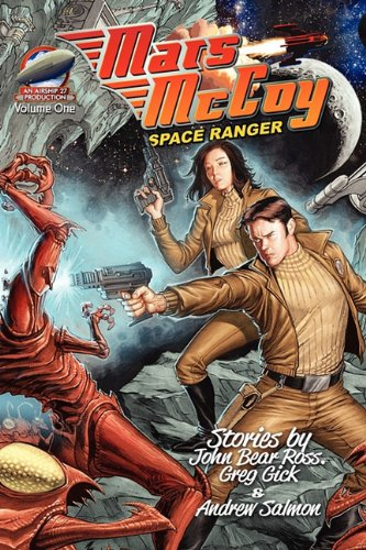 9781934935873: Mars McCoy - Space Ranger Vol One