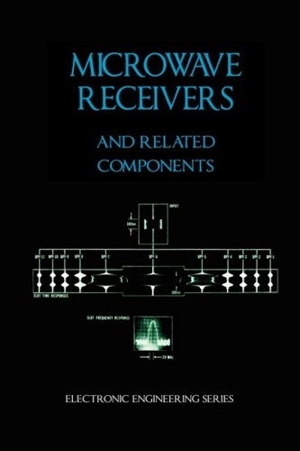 9781934939451: Microwave Receivers and Related Components - Electronic Engineering Series