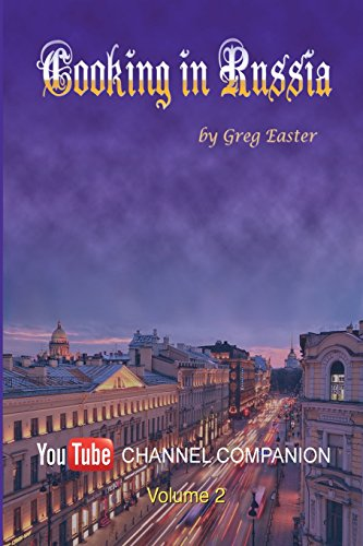 9781934939963: Cooking in Russia - Volume 2