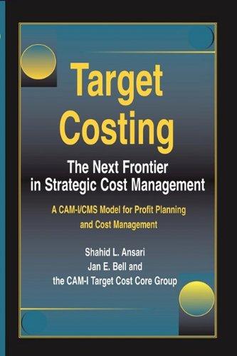 9781934940693: Target Costing