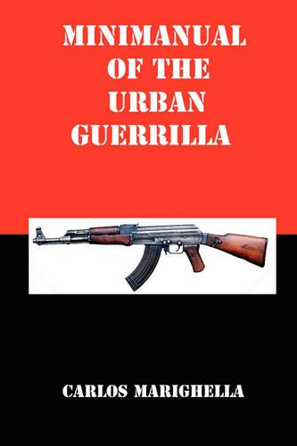 9781934941300: Minimanual of the Urban Guerrilla