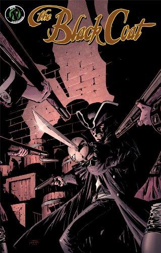 The Black Coat: Heart of Ice & First Blood: Ben Lichius