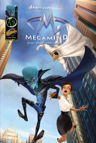 Megamind Movie Prequel (DreamWorks Megamind (Paperback)): Various