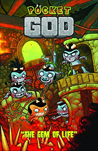 9781934944950: Pocket God TP Vol 1