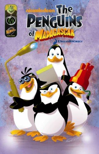 Penguins of Madagascar Digest: Volume 1 (Paperback)