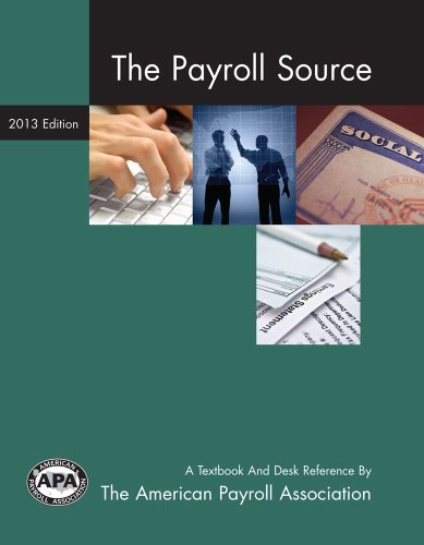 The Payroll Source: Esq., Michael P.
