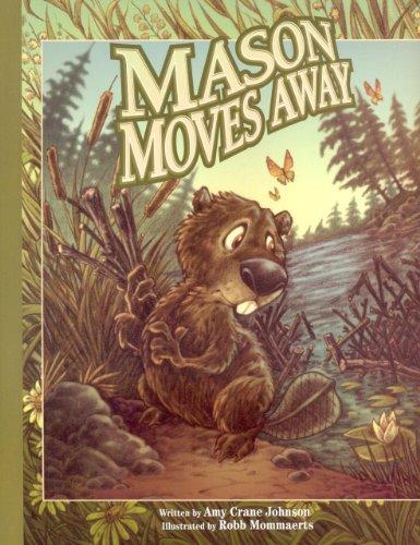 Mason Moves Away (Solomon Raven): Amy Crane Johnson