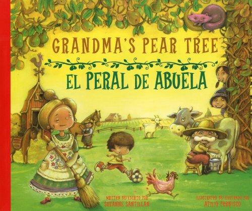 Grandma's Pear Tree: Suzanne Santillan