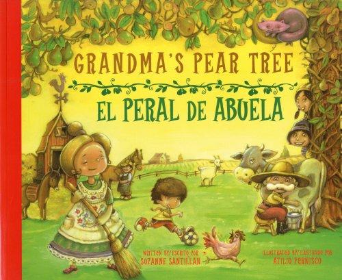 Grandma's Pear Tree: Santillan, Suzanne