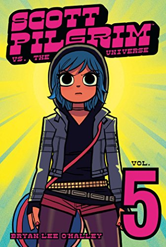 Scott Pilgrim, Vol. 5: Scott Pilgrim vs The Universe (9781934964101) by Bryan Lee O'Malley
