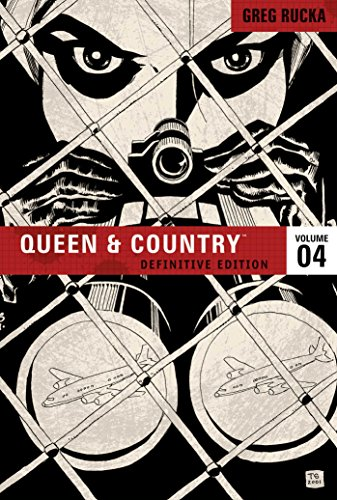 9781934964132: Queen & Country, Vol. 4, Definitive Edition