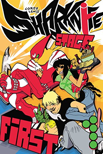 9781934964644: Sharknife Volume 1: Stage First