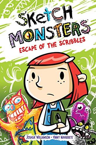 Sketch Monsters Book 1: Escape of the Scribbles: Williamson, Joshua
