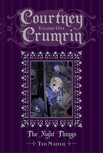 9781934964774: Courtney Crumrin Volume 1: The Night Things Special Edition