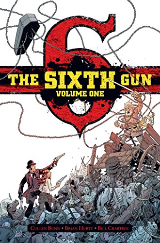 9781934964842: The Sixth Gun Vol. 1: Deluxe Edition